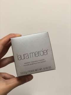 Laura Mercier Mineral Finishing Powder 12g 礦物 碎粉 粉底