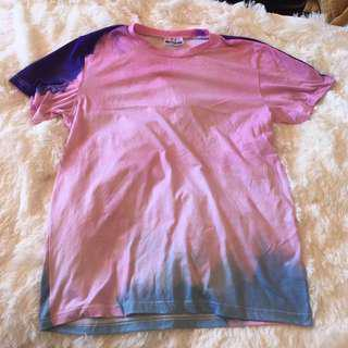 Cool Shirtz pink tie dye shirt