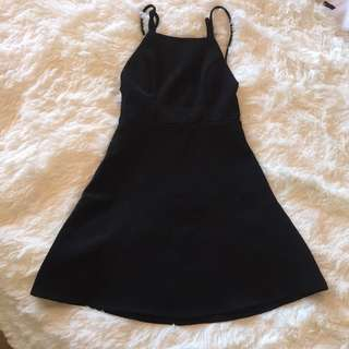 Street Heart black dress