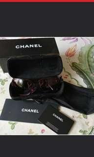 Chanel authentic Sunglasses (real Chanel) not Hermes LV Miu Miu Fendi YSL Dior Pandora Bvlgavi Chloe Celine