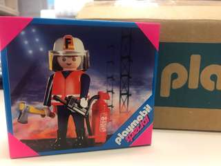 Playmobil 4578 Firefighters Fireman 👨‍🚒