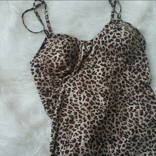 Tank top leopard all size