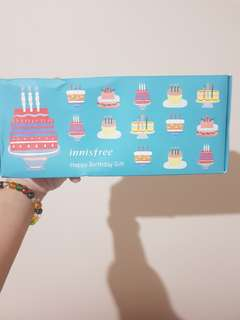 [Innisfree] VIP Happy Birthday Special Gift