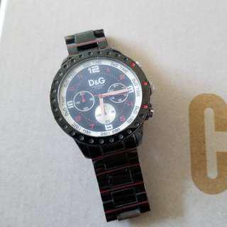 D&G watch (Male)