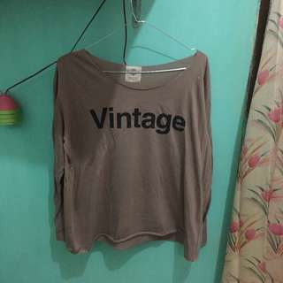 Vintage kaos