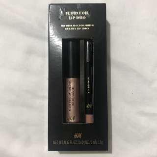 H&M Fluid Lipstick Bundle
