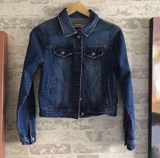 JUDY BLUME (MEDOCINO) denim jacket