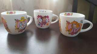 Disney Ceramic Cups
