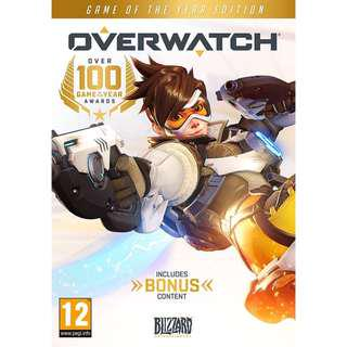 Overwatch Game of the Year Edition Battle.net PC