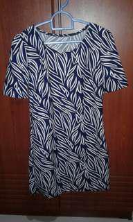 Tunik / Mini Dress / blouse kantor / Kerja