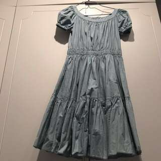 New Miu Miu summer dress sz36