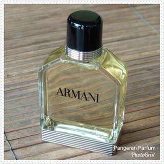 (PROMO) Parfum Armani Pour Homme EDT 100ml 250k Original Rejected