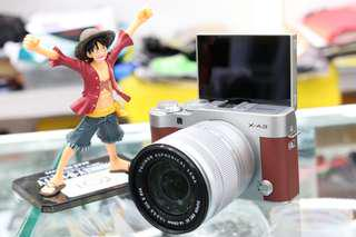 Kredit tanpa kartu kredit mirrorless Fujifilm X-A3 & X-A5