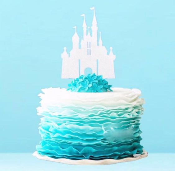 12 Pcs Frozen Elsa Anna Cupcake Topper Cake Toppers Birthday Party
