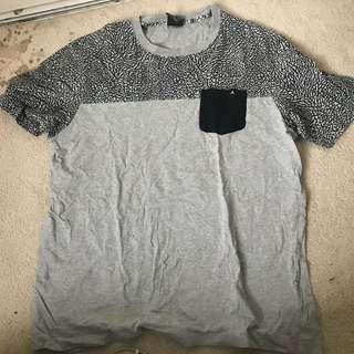 Jordan Grey Tshirt