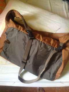 Hedgren overnyt/gym bag