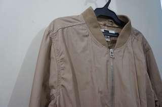 H&M Logg Bomber Jacket