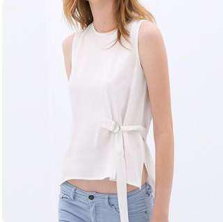 Zara Top with Side Buckle