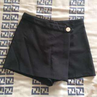 Skort (Black)