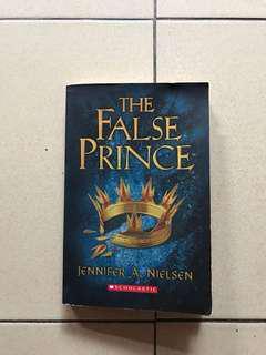 The False Prince book