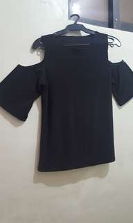 Bakuna Black Top Large to X-Large