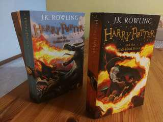 2 new Harry Potter books