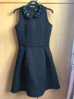 Asos collared little black dress 黑色裙