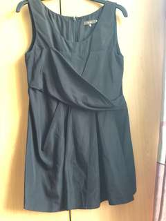 Vera Wang Black Tunic/ dress 黑色裙