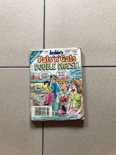 Archie's Pals N' Gals Double Digest