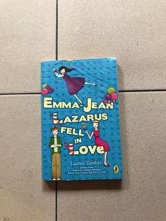Emma-Jean Lazarus Fell in Love book