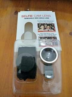 手機鏡頭廣角鏡+鑰匙圈