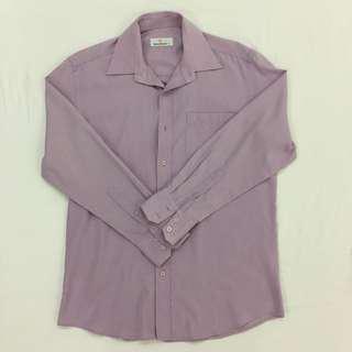 Wharton formal button down shirt