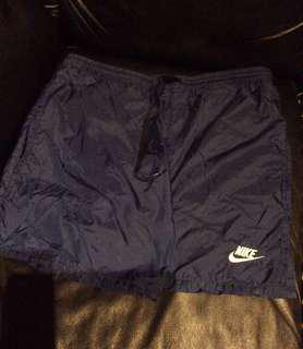 Nike Shorts navy blue