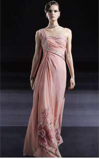 Evening Gown bridesmaid ROM
