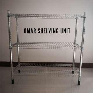 Ikea Omar Shelving Unit