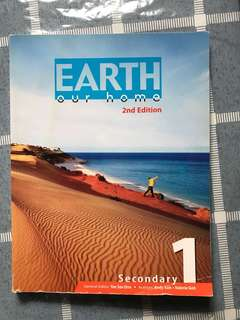 Geography Secondary 1 Textbook