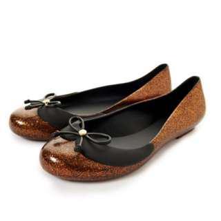 🚚 #Melissa  #巴西  #防水  #果凍  #香香  #鞋 #金 #黑 #Bra38  #EUR40  #25半 非native