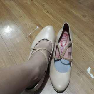 Leather! Mikaela Spanish Brand Ladies Shoes