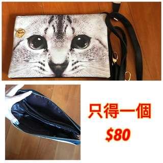 🈹(半價出售)貓貓手挽袋(只得1個)