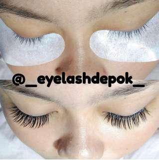 Eyelash extention murah