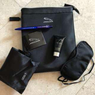 [FREE POSTAGE] Turkish Airlines Jaguar Business Class Amenity Kit