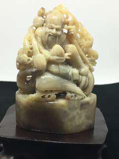 巴林-石雕件