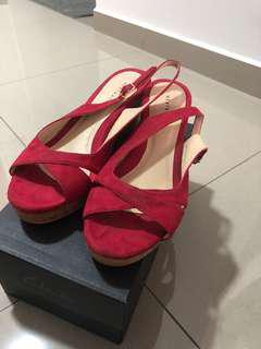 Heatwave Red Heels
