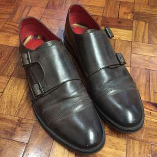 Base London Monk Strap