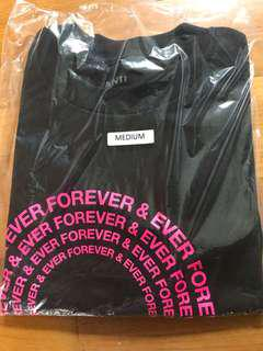Assc forever and ever tee