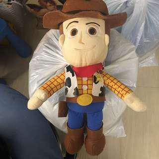 Big Woody Plush 大胡迪公仔 (Toy's Story)