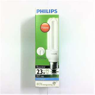 Philips Essential E27 23W Bulb Cool Daylight