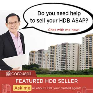 Need help to sell your HDB?