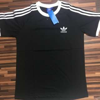 Adidas 3-Stripe Tee - 5 Colours
