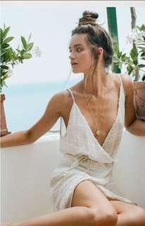 Sir The Label - Xanthe Wrap Dress